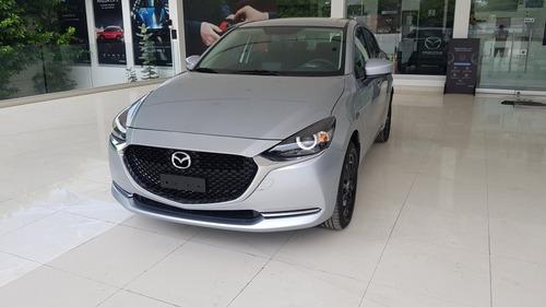 Mazda 2 Sedan 1.5 Grand Touring Lx Automatico Plata Puro