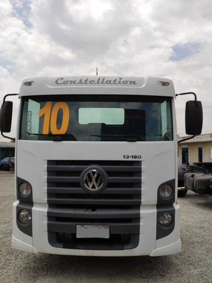 Volkswagen 13180 4x2 2010 Constellation No Chassi