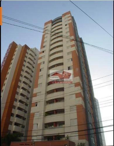 Imagem 1 de 1 de Apartamento Com 2 Dormitórios À Venda, 55 M² Por R$ 600.000 - Vila Guarani (zona Sul) - São Paulo/sp - Ap13014