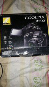 Camera Nikon B700 4k Uhd 30p Zoom 60x 20.2mp (1.300 Cliks)