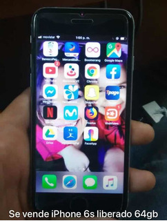 iPhone 6s De 64gb Liberado