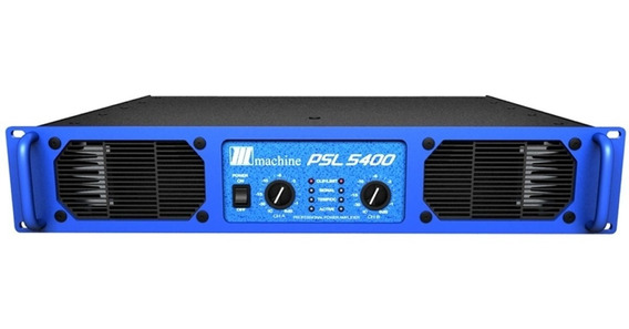 Amplificador Machine Psl 5400
