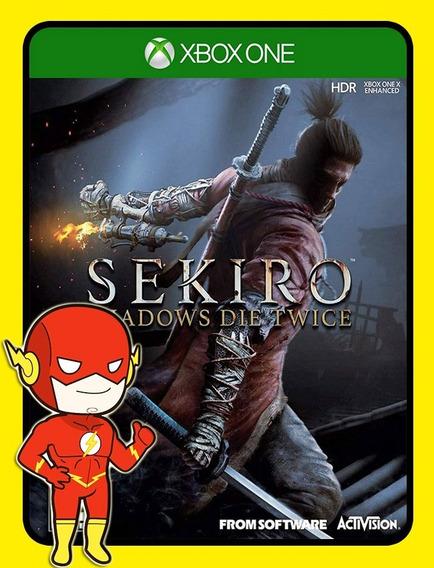 Sekiro Shadows Die Twice Xbox One - 25 Dígitos (envio Flash)