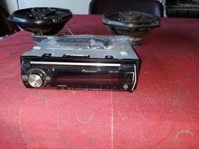 Radio Pioneer Y Bocina Control Remoto