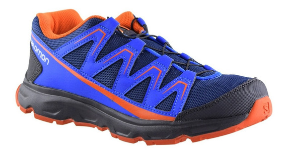 Zapatillas Running Salomon Ota J Kids 366574 Envios Pais