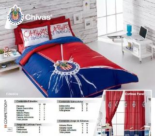 Cortinas Club Chivas Marca Competition