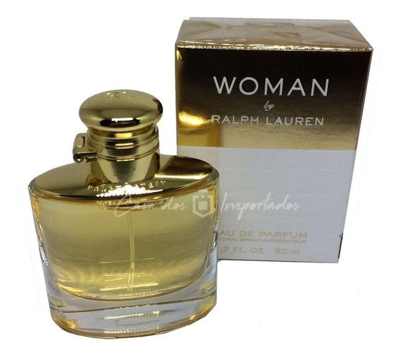 Woman By Ralph Lauren Edp 50ml Feminino | Original + Amostra