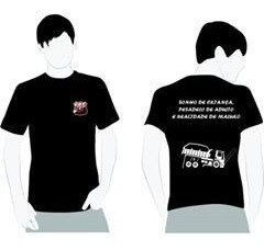 Camisa Gdt- Galera Do Trecho