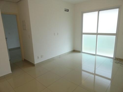 Apartamento Com 1 Dormitório À Venda, 50 M² Por R$ 410.000,00 - Pompéia - Santos/sp - Ap5963