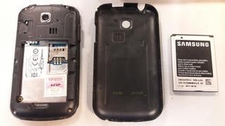 Celular Samsung Galaxy Chat 335