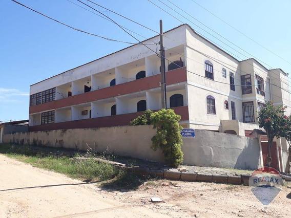 Apartamento Com 1 Dormitório À Venda, 60 M² Por R$ 150.000 - Ponta Da Areia - São Pedro Da Aldeia/rj - Ap0397