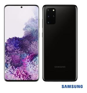 Smartphone Samsung Galaxy S20 Plus *nf *lacrado *anatel