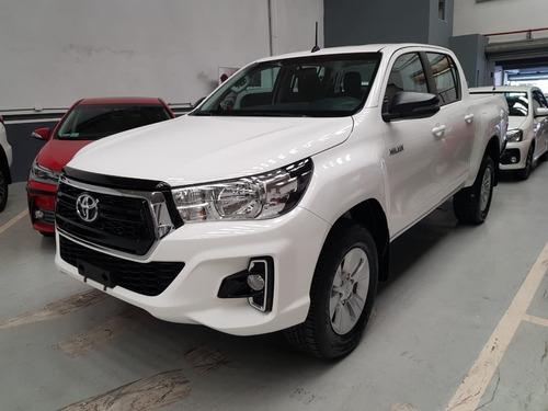 Toyota Hilux 2.8 Cd Sr 177cv 4x4 2021 Conc Ofic Mlet