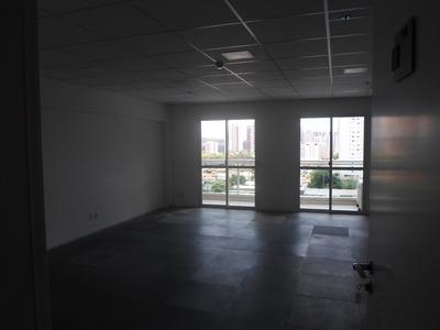 Sala Comercial 50m² No Thera Faria Lima