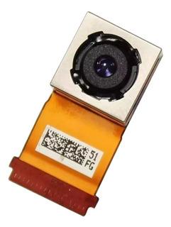 Camera Traseira Flex Principal Moto G5 Plus Xt1683 Original
