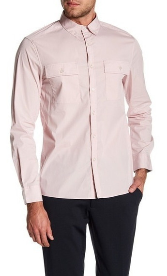 Exclusiva Camisa Kenneth Cole New York Xl Pink Paule
