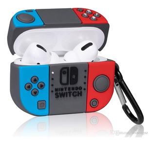 Funda AirPods 1 Y 2 AirPods Pro Tipo Nintendo Switch B4u