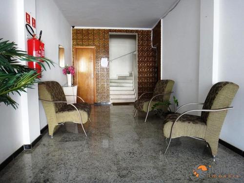 Apartamento Em Centro, Guarapari/es De 55m² 1 Quartos À Venda Por R$ 160.000,00 - Ap861140