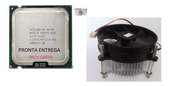 Processador Core2 Quad Intel Processor Q8400 4m Semi Novo
