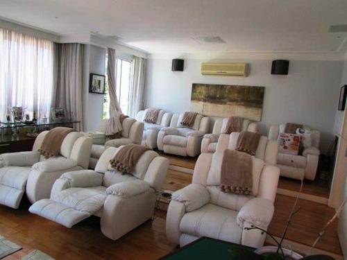 Imagem 1 de 25 de Sobrado Com 4 Dormitórios À Venda, 800 M² Por R$ 7.500.000,00 - Residencial Zero - Santana De Parnaíba/sp - So1317