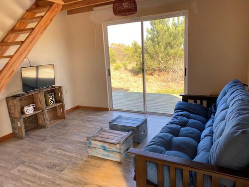 Casa En Alquiler Por Temporada De 1 Dormitorio En Punta Del Diablo