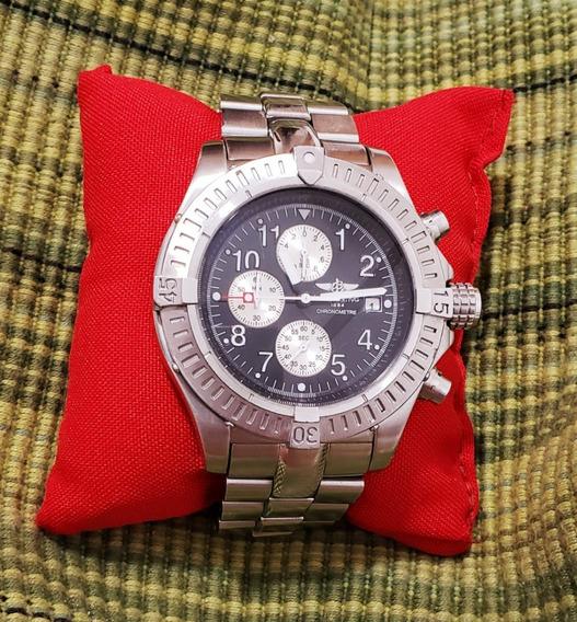 Divino Relógio Breitling Chronographe 45mm Explendoros