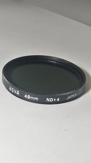 Filtro Hoya 49mm Ndx2 - Japan