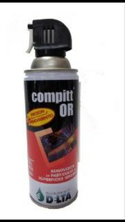 Aaire Comprimido.removedor Particulas Compitt Or 450gr Delta