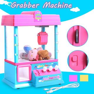 Máquina Grabber Estilo Carnaval Vending Arcada Garra Caramel