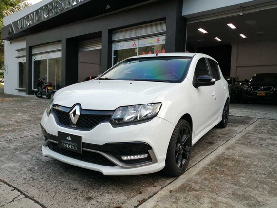 Renault Sandero Rs Mecánica 2017 2.0 410