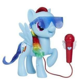Pony Cantando Rainbow Dash My Little-