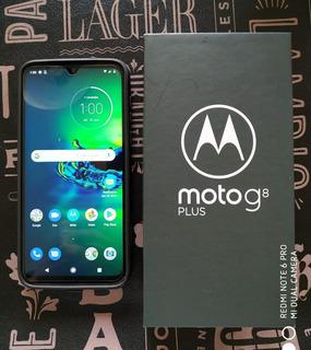 Celular Motorola G8 Plus. Liberado.