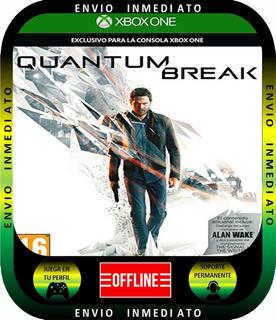 Quantum Break Xbox 1 Local Mode