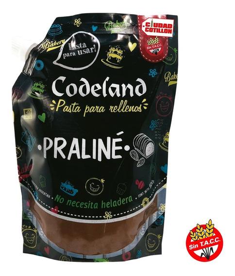 Relleno De Praliné Codeland 500g - Ciudad Cotillón