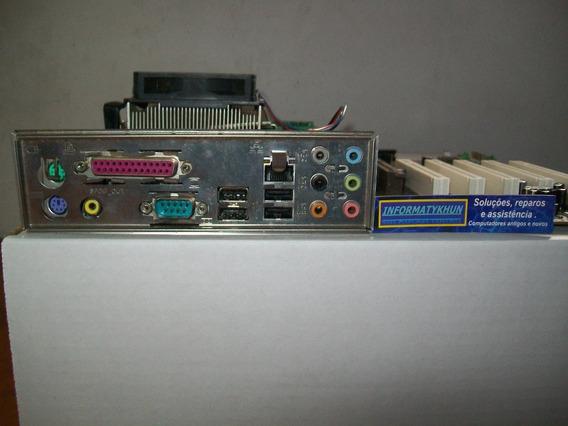 K659 Kit Asus A8v Amd 939 Sempron 3200 1024mb Esp.