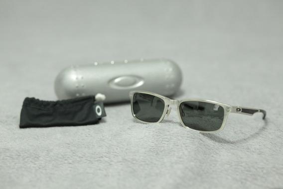 Oculos De Sol - Oakley Plank Silver Oferta!!! Armaçao