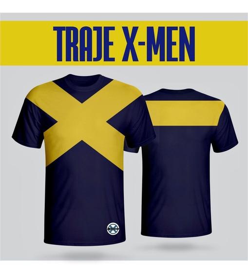 Traje X-men - Camisa X-men