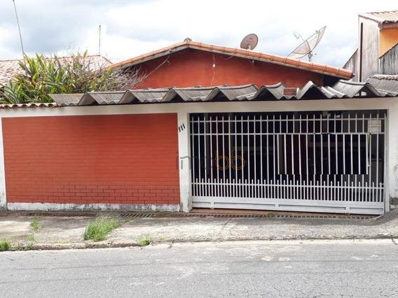 Casa Residencial À Venda, Jardim Rosinha, Itu - Ca3272. - Ca3272