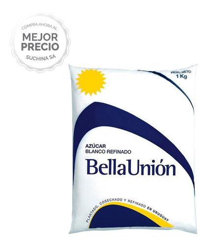 Imagen 1 de 4 de Azúcar Bella Unión 1kg Pack X6 Unidades Suchina Sa