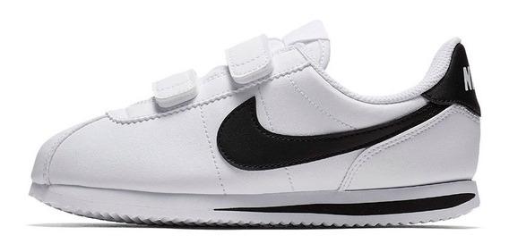 Zapatillas Nike Cortez Basic Leather Niños Tienda Oficial