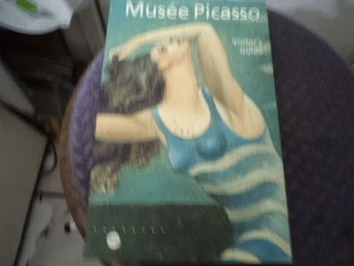 Livro Musee Picasso Visitor