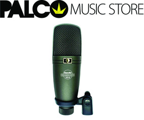 Microfone H08 Vocal / Sopro / Drum - Superlux - Condensador
