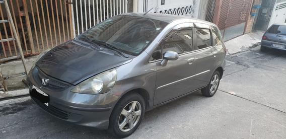 Honda Fit Lx 2007 Automático