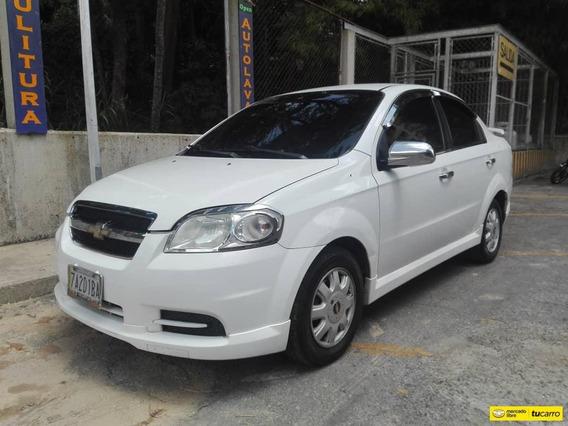 Chevrolet Aveo Taxi