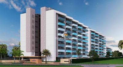 Apartamento Com 3 Dormitórios À Venda, 100 M² Por R$ 889.124 - Praia Formosa - Cabedelo/pb - Ap2384