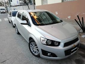 Chevrolet Sonic 1.6 Lt Como Nuevo 24000km 2014 Muy Cuidado