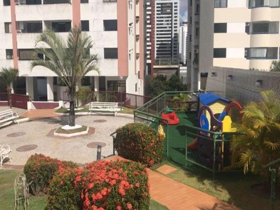 Apartamento 4 Quartos Sendo 2 Suítes 135m2 À Venda No Rio Vermelho - Tpa375 - 34455219