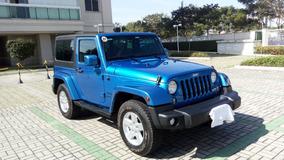 Jeep Wrangler Sport V6 284cv