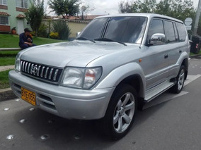 Toyota Prado Vx Automatica 3.400