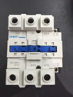 Contactores Electricos 80amp 220v Nc1-8011
